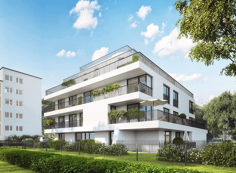 Apartamenty Saska Kępa
