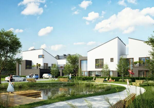 Nasz nowy projekt domów jednorodzinnych w Konstancinie zyskuje ostatnie szlify przed wejściem na rynek. Już niedługo rozpoczniemy jego sprzedaż.